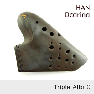 All That Ocarina HAN Ocarina Triple Alto C